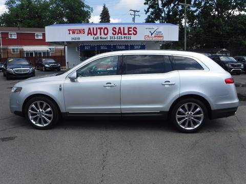 2010 Lincoln MKT for sale in Detroit, MI