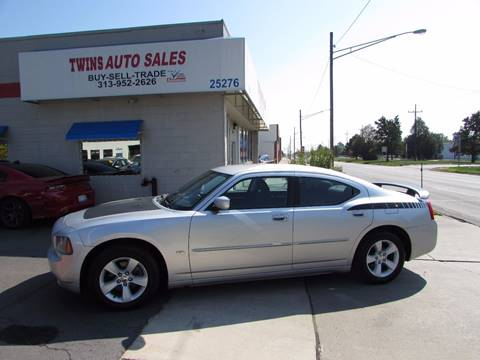2010 Dodge Charger for sale at Twins Auto Sales Inc - Redford Lot in Redford MI