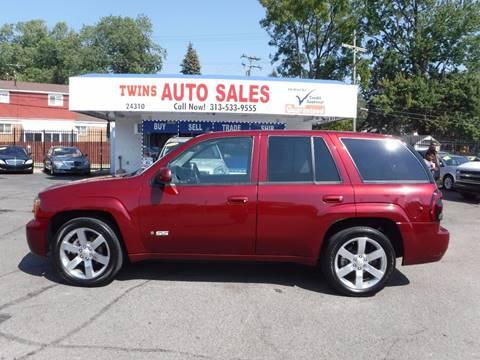 2009 Chevrolet TrailBlazer for sale at Twins Auto Sales Inc - Detroit Lot in Detroit MI