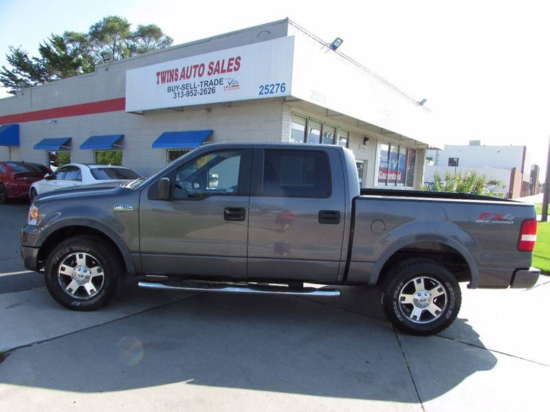 2008 Ford F-150 for sale at Twins Auto Sales Inc - Redford Lot in Redford MI