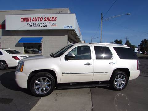 2011 GMC Yukon for sale in Redford, MI