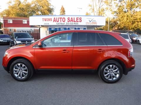 2008 Ford Edge for sale in Detroit, MI