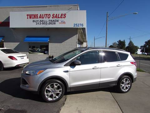 2013 Ford Escape for sale in Redford, MI
