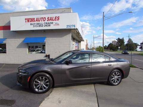 2016 Dodge Charger for sale in Redford, MI