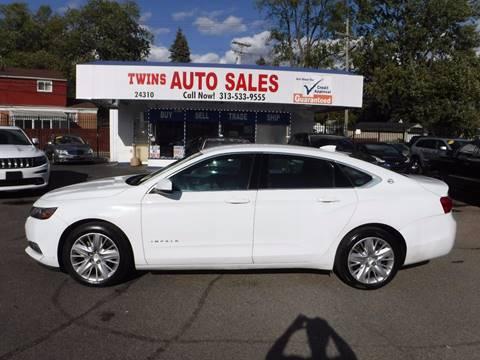 2015 Chevrolet Impala for sale in Detroit, MI