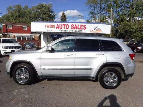 2012 Jeep Grand Cherokee for sale in Detroit, MI