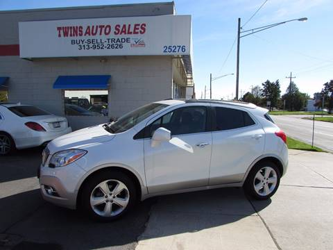 2013 Buick Encore for sale in Redford, MI