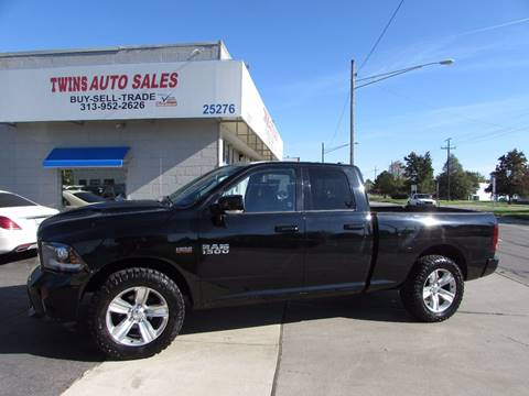 2013 RAM Ram Pickup 1500 for sale in Redford, MI