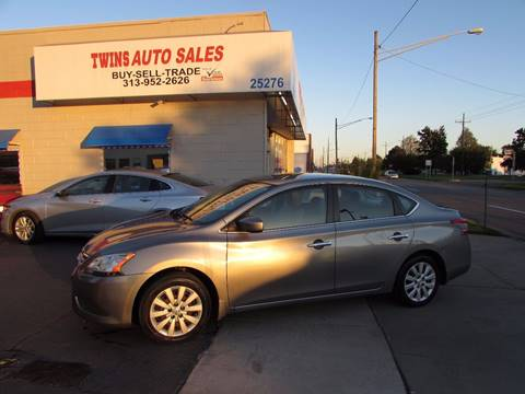 2013 Nissan Sentra for sale in Redford, MI