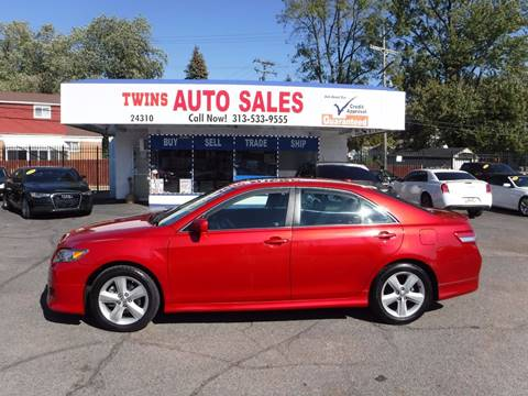 2010 Toyota Camry for sale in Detroit, MI
