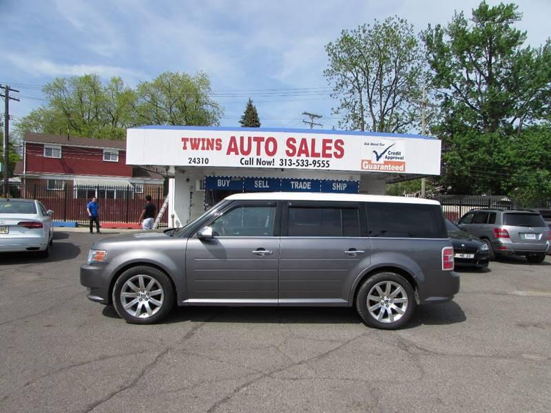 Twins Auto Mall >> Twins Auto Sales Inc Used Cars Detroit Mi Dealer