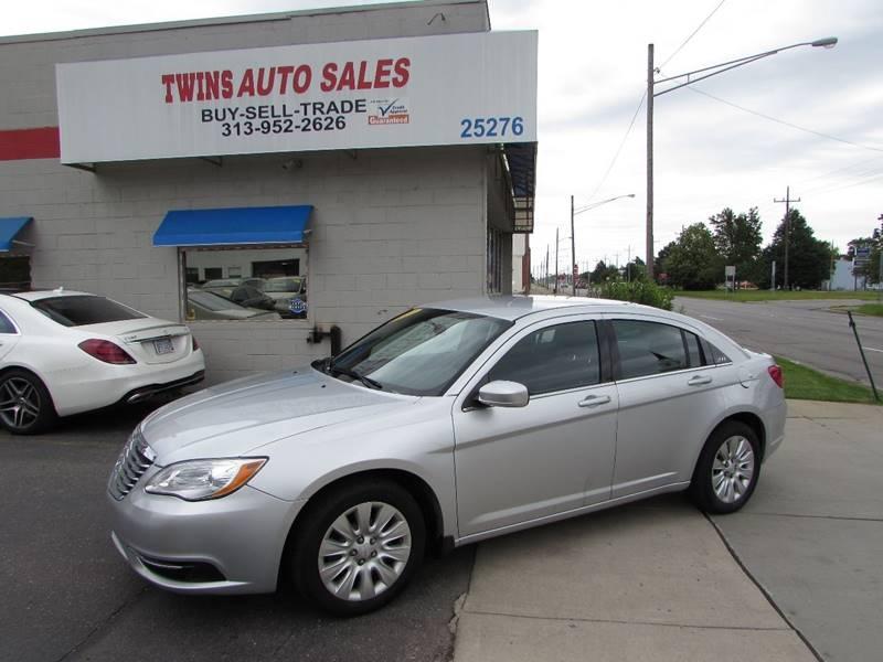 Twins Auto Sales Inc - Used Cars - Detroit MI Dealer