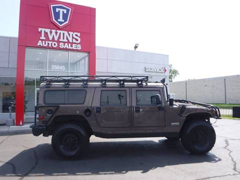 2000 AM General Hummer for sale in Redford, MI