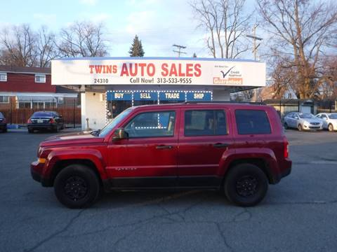 2016 Jeep Patriot for sale in Detroit, MI