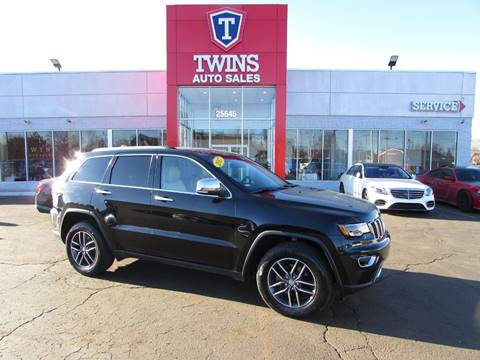 2017 Jeep Grand Cherokee for sale in Redford, MI