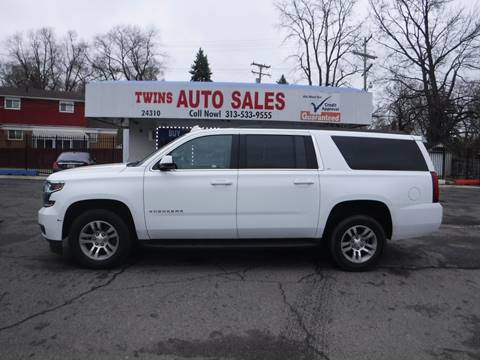 2018 Chevrolet Suburban for sale in Detroit, MI