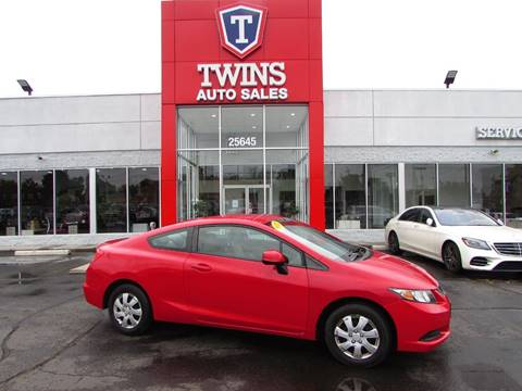 2013 Honda Civic for sale in Redford, MI