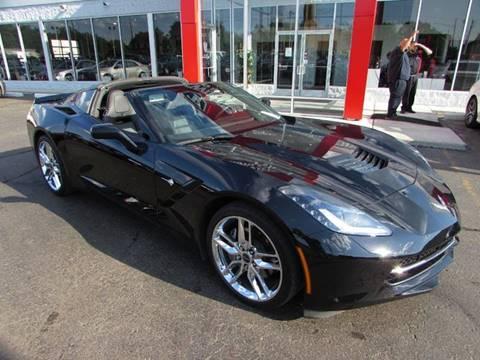 2015 Chevrolet Corvette for sale in Redford, MI