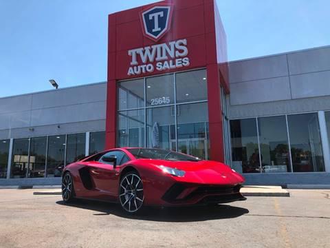 2017 Lamborghini Aventador for sale in Redford, MI