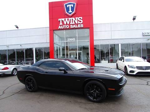 2016 Dodge Challenger for sale in Redford, MI