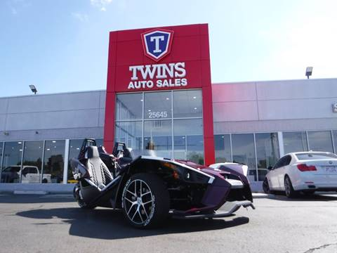 2017 Polaris Slingshot for sale in Redford, MI