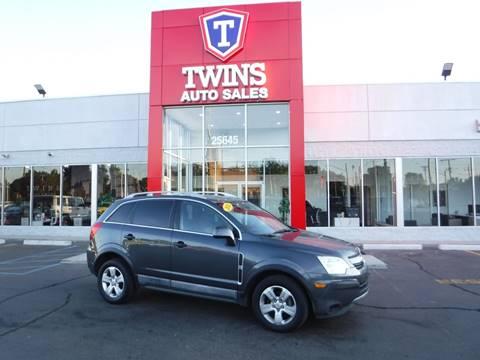 2013 Chevrolet Captiva Sport for sale in Redford, MI
