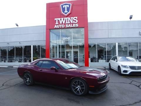 2017 Dodge Challenger for sale in Redford, MI