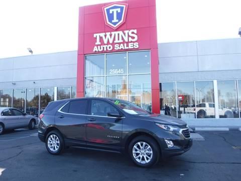 2020 Chevrolet Equinox for sale in Redford, MI