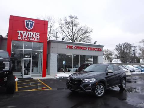 2017 BMW X6 for sale in Detroit, MI