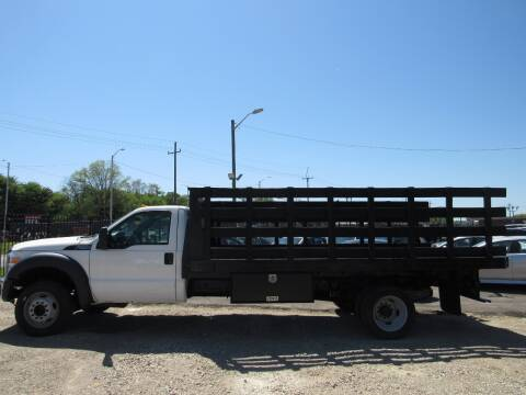 2013 Ford F-550 Super Duty for sale at Twins Auto Sales Inc - Detroit in Detroit MI