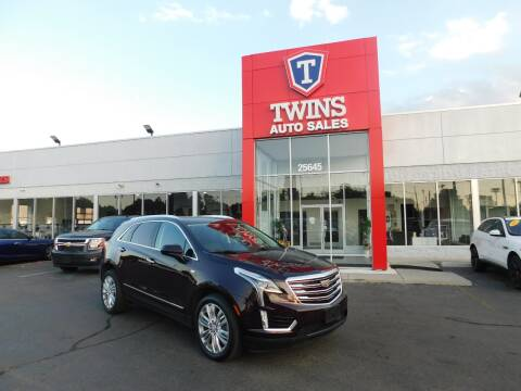 2017 Cadillac XT5 for sale at Twins Auto Sales Inc Redford 1 in Redford MI