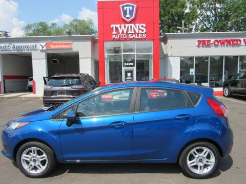 2019 Ford Fiesta for sale at Twins Auto Sales Inc - Detroit in Detroit MI