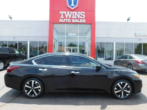 2018 Nissan Altima for sale at Twins Auto Sales Inc Redford 1 in Redford MI