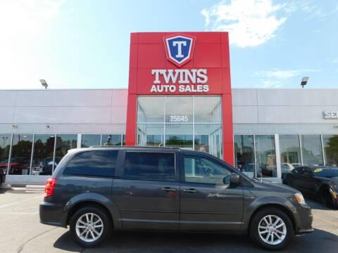 2016 Dodge Grand Caravan for sale at Twins Auto Sales Inc Redford 1 in Redford MI