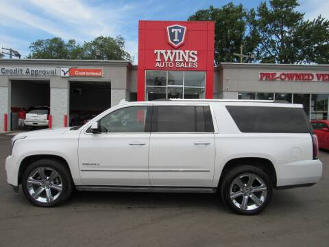 2016 GMC Yukon XL for sale at Twins Auto Sales Inc - Detroit in Detroit MI