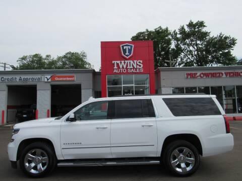 2019 Chevrolet Suburban for sale at Twins Auto Sales Inc - Detroit in Detroit MI