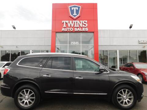 2017 Buick Enclave for sale at Twins Auto Sales Inc Redford 1 in Redford MI