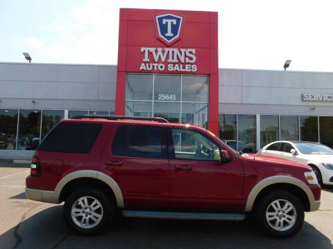 2010 Ford Explorer for sale at Twins Auto Sales Inc Redford 1 in Redford MI