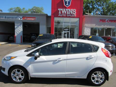 2014 Ford Fiesta for sale at Twins Auto Sales Inc - Detroit in Detroit MI