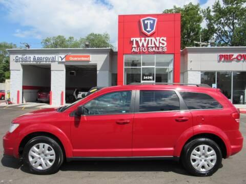 2018 Dodge Journey for sale at Twins Auto Sales Inc - Detroit in Detroit MI