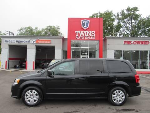 2015 Dodge Grand Caravan for sale at Twins Auto Sales Inc - Detroit in Detroit MI