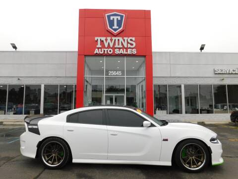 2017 Dodge Charger for sale at Twins Auto Sales Inc Redford 1 in Redford MI