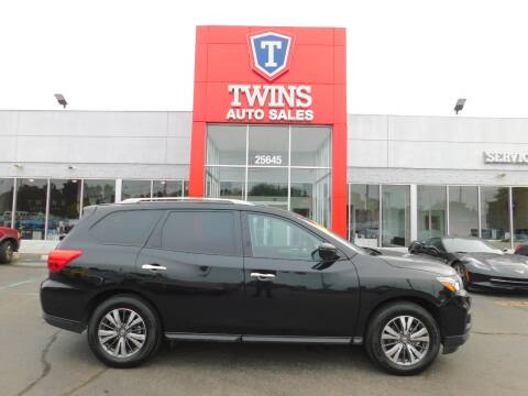 2020 Nissan Pathfinder for sale at Twins Auto Sales Inc Redford 1 in Redford MI
