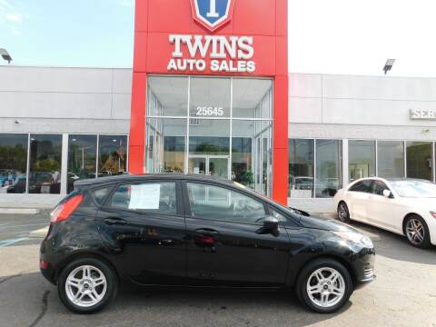 2018 Ford Fiesta for sale at Twins Auto Sales Inc Redford 1 in Redford MI