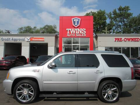 2013 Cadillac Escalade for sale at Twins Auto Sales Inc - Detroit in Detroit MI