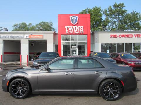 2019 Chrysler 300 for sale at Twins Auto Sales Inc - Detroit in Detroit MI