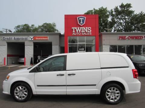 2014 RAM C/V for sale at Twins Auto Sales Inc - Detroit in Detroit MI