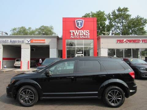 2017 Dodge Journey for sale at Twins Auto Sales Inc - Detroit in Detroit MI