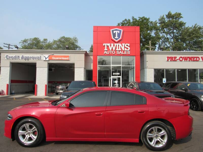 2015 Dodge Charger for sale at Twins Auto Sales Inc - Detroit in Detroit MI