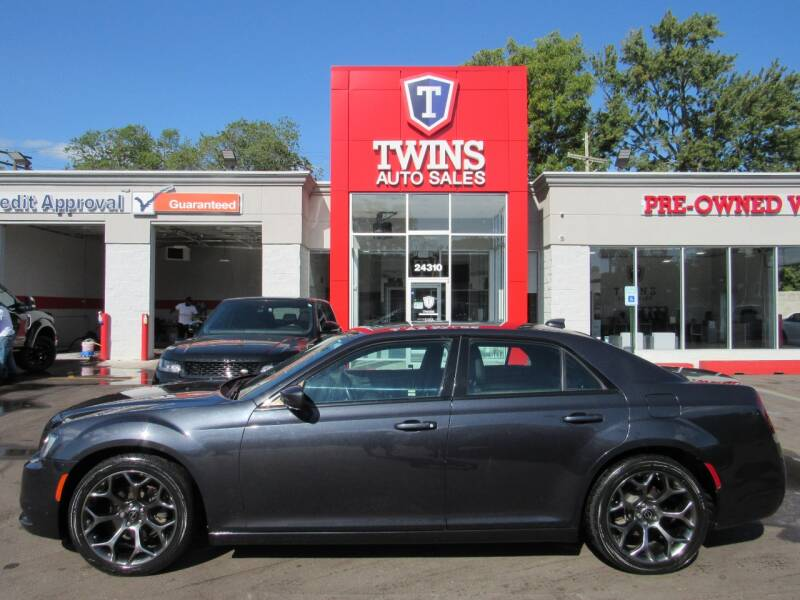 2016 Chrysler 300 for sale at Twins Auto Sales Inc - Detroit in Detroit MI